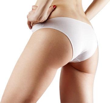 Buttock plastic surgery